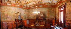 living room art nouveau house Novelda | Flickr - Photo Sharing!