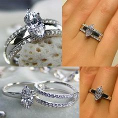 Awesome diamond engagement ring for ladies