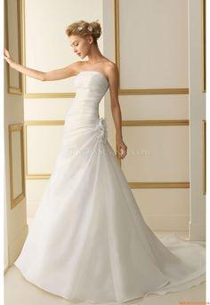 Wedding Dress Luna Novias 102 Tajo 2013