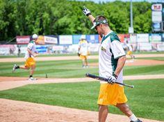 Photos: Jordy Nelson Charity Softball Game