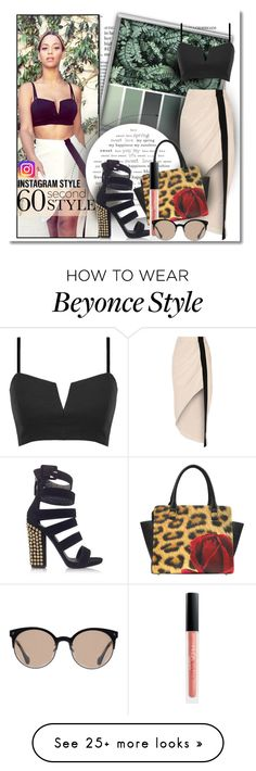 Designer Clothes, Shoes & Bags for Women Beyonce Style, Haute Hippie, Celebrity Look, Get The Look, Huda Beauty, Instagram Fashion, Giuseppe Zanotti, Polyvore Fashion, Balenciaga