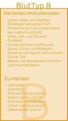 Schilddrüsenblutgruppendiät