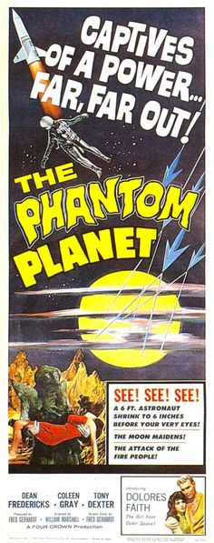 The Phantom Planet (1962)
