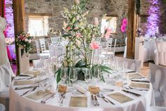 Wedding Table Nature