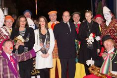 17 JANUARY 2014 38th Monte-Carlo International Circus Festival - Day 1 Princess Stephanie, Prince Albert, Princess Charlene and Pauline Ducruet attended the 38th International Circus Festival in Monte Carlo .