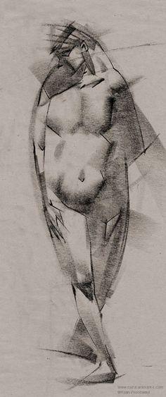 ryan woodward. Drawing.