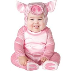 This Lil' Piggy Infant / Toddler Costume $29.99