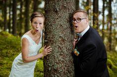 A not so serious couple