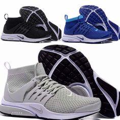 08d9e5e4c4c0 Buy Nike Air Presto Ultra Flyknit High Mens Gray from Reliable Nike Air  Presto Ultra Flyknit High Mens Gray suppliers.Find Quality Nike Air Presto  Ultra ...