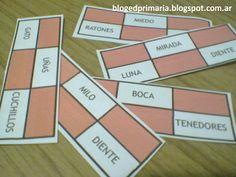 Educación Primaria: Actividades lúdicas de lectoescritura