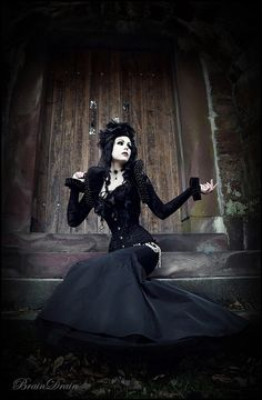 Exhilarating Jewelry And The Darkside Fashionable Gothic Jewelry Ideas. Astonishing Jewelry And The Darkside Fashionable Gothic Jewelry Ideas. Gothic Dress, Gothic Outfits, Gothic Lolita, Gothic Glam, Gothic Art, Goth Beauty, Dark Beauty, Gothic Girls, Gothic Culture