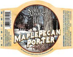 Samuel Adams - Maple Pecan Porter
