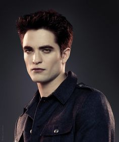 "Summit just released two new promo photos featuring Robert Pattinson as Edward Cullen in the upcoming film ""The Twilight Saga: Breaking Dawn - Part by Twilight Edward, Film Twilight, Twilight Breaking Dawn, Twilight Cast, Breaking Dawn Part 2, Edward Bella, Twilight Dolls, Bella Cullen, Robert Pattinson Twilight"