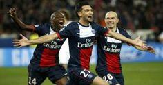 Javier Pastore puso el tercer gol del PSG ante Chelsea. April 02, 2014