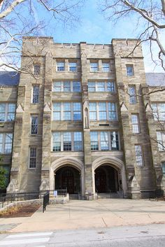Anderson Hall at West Chester University