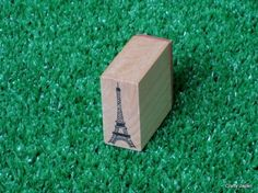 eiffel tower stamp for thank you notes.
