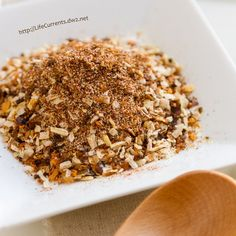 Roasted Chipotle & Garlic Spice Mix - This is a really versatile spice mix -- Anywhere you want a little extra flavor, that's the place to use this.
