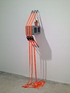 Don Edler, George Jenne, and Andrew Smenos - Exhibitions - Freight + Volume Contemporary Sculpture, Contemporary Art, Bokashi, Art Furniture, Art Object, Art Plastique, Installation Art, Diy Art, Industrial Design