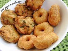 Garelu & Masala Garelu - Vada & Masala Vada- Andhra Recipes - Telugu Van...