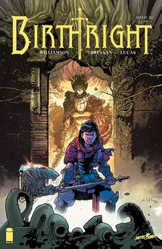 Birthright (2014) Issue #11