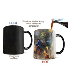 Trend Setters Beauty & the Beast Morphing Mug | zulily
