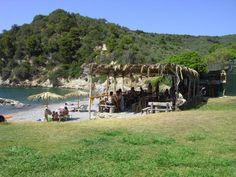 Kecria beach, Skiathos, very special place...