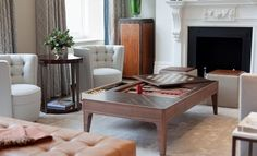 The Lancasters, apartment, London's best interior design