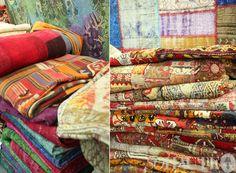 Ethnic fabrics and textiles