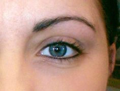 permanent eyeliner | 14 Permanent Cosmetics Eyeliner after 4 years1 300x229 Before and ...