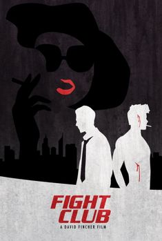 Fight Club by Mina Liu