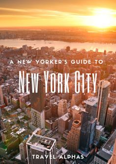 With this New York City Bucket List, you can explore the city authentically, like a local. Here are 100 things to do in the city, as told by a New Yorker!