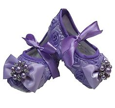 Süße 3D Baby Ballerina in violett Gr. 16,17,18,19 - http://on-line-kaufen.de/trendydress/suesse-3d-baby-ballerina-in-violett-gr-16-17-18-19