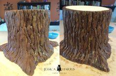 Tree Cake Tutorial