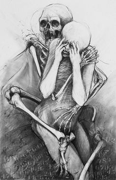 The Plague Drawings by Clint Brown