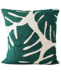 Assembly Home Crewel Palms Pillow | Our editors share their favorite finds from the Urban Outfitters spring home sale (now through April 3).