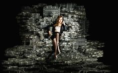 Download wallpapers Molly Bloom, 4k, 2017 movie, Mollys Game, drama, Jessica Chastain