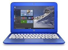 HP Stream 11-r050sa Notebook (Windows 10 Home, 64-bit, Blue) (Certified Refurbished) - http://www.computerlaptoprepairsyork.co.uk/laptop-computer/hp-stream-11-r050sa-notebook-windows-10-home-64-bit-blue-certified-refurbished