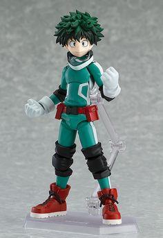 Buy Action Figure - My Hero Academia Action Figure - Figma Midoriya Izuku - Archonia.com