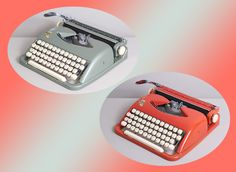 The history of the Bauhaus-designed ABC typewriters! (click to read)