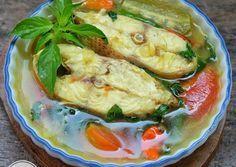 ideas for recipes easy shrimp chicken Pork Recipes, Fish Recipes, Seafood Recipes, Indian Food Recipes, Cooking Recipes, Crock Pot Vegetables, Ocean Food, Malay Food, Cook N