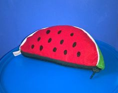 Watermelon Pencil Case / Office / School / Stationery storage / Stationery…