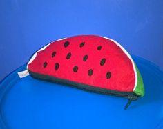 Watermelon Pencil Case / Office / School / Stationery storage / Stationery…