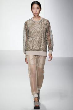 London Fashion Week, SS '14, Christopher Raeburn