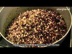 Ricetta Risotto al radicchio di Treviso e capesante