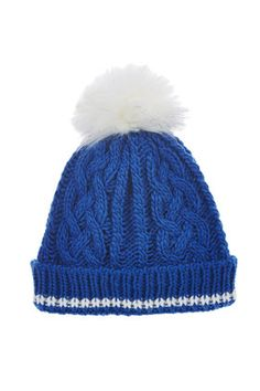 SNO Cable Knit Beanie