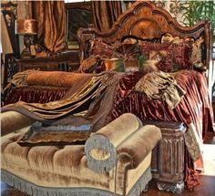 Reilly-Chance Collection Luxury Bedding http://reilly-chanceliving.com/collections/bedding