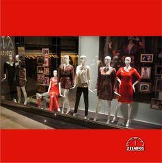 Vitrine 2TEMPOS Show! Shopping Conjunto Nacional.