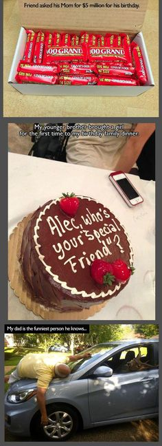 These Hilarious Parents Prove That It's Possible To Get Funnier With Age. #genius