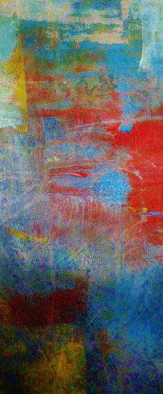 by Gina Koulouri- Acrylics on canvas
