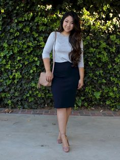 Business Formal Women, Business Casual Attire, Professional Attire, Church Outfits, Fall Outfits, Cute Outfits, Church Fashion, Office Fashion, Business Fashion